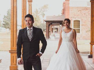 La boda de Brenda Janeth  y Irving 1