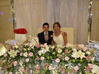 La boda de Brenda Janeth  y Irving