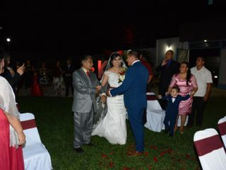 La boda de Karen y Isaac 2