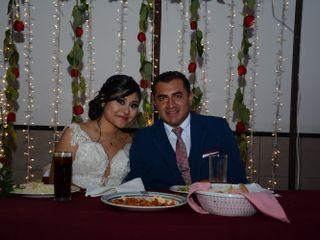 La boda de Karen y Isaac