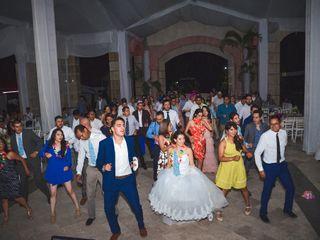 La boda de Alejandra  y Fabián  1