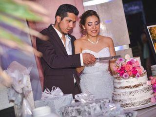 La boda de Alejandra  y Fabián  3