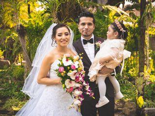 La boda de Alejandra  y Fabián