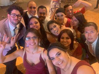 La boda de Karen y Arturo 1