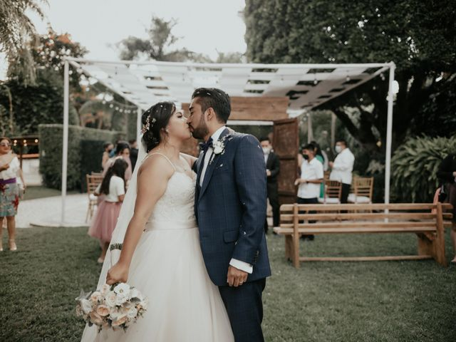 La boda de Flor y Oscar