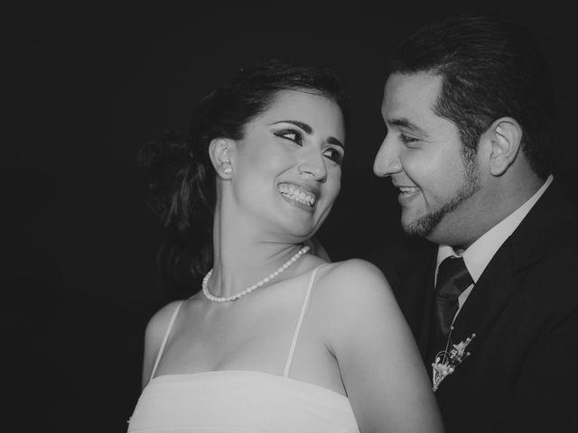 La boda de Rosa y Luis