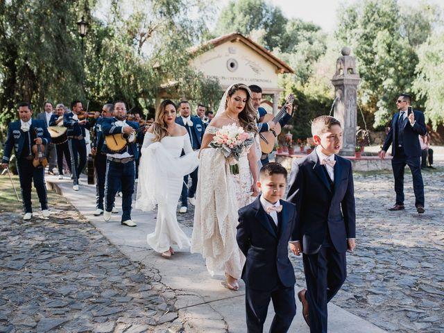 La boda de Adrián y Mariela en Zapopan, Jalisco 42