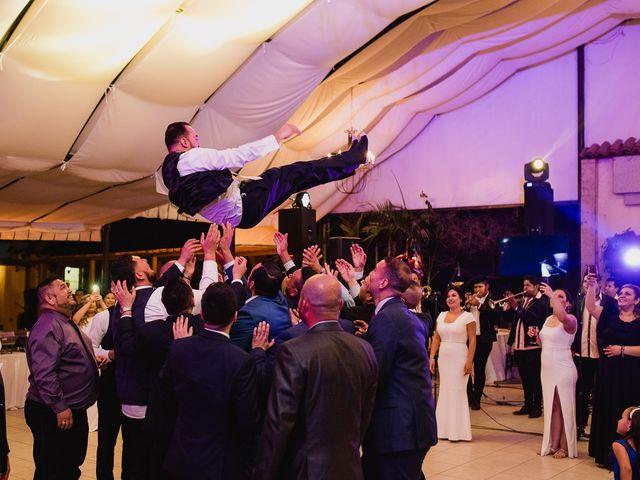 La boda de Adrián y Mariela en Zapopan, Jalisco 100