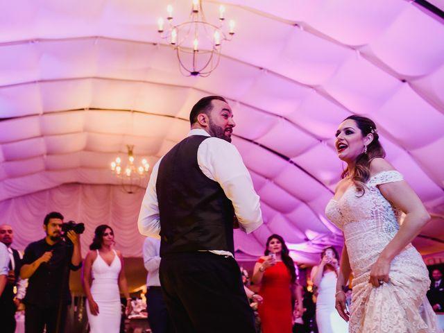 La boda de Adrián y Mariela en Zapopan, Jalisco 113