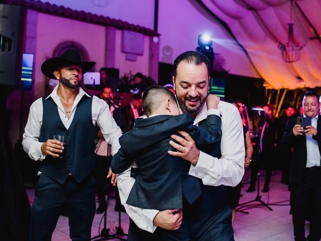 La boda de Adrián y Mariela en Zapopan, Jalisco 115