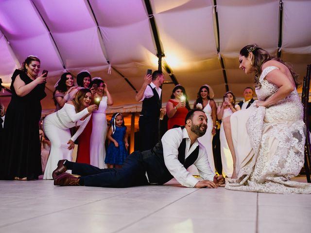 La boda de Adrián y Mariela en Zapopan, Jalisco 119