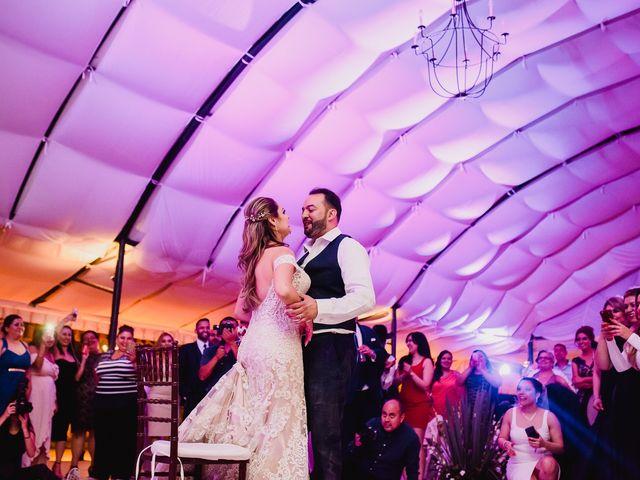 La boda de Adrián y Mariela en Zapopan, Jalisco 121