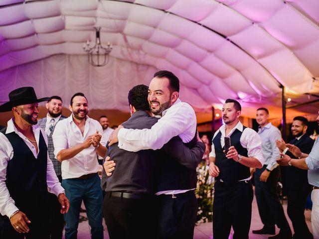 La boda de Adrián y Mariela en Zapopan, Jalisco 129