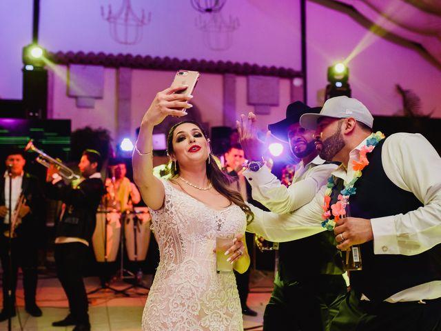 La boda de Adrián y Mariela en Zapopan, Jalisco 134