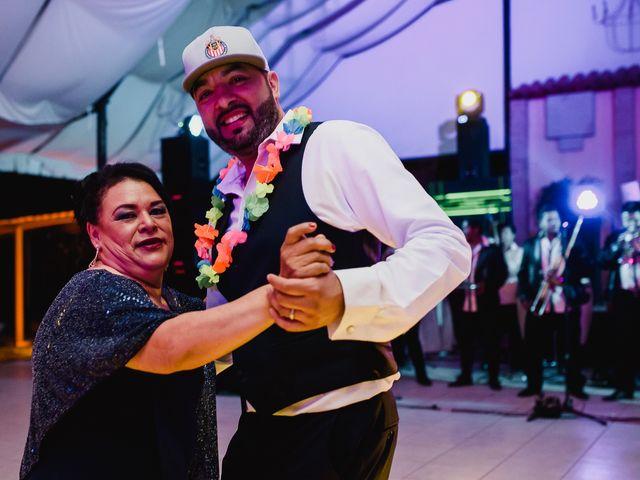 La boda de Adrián y Mariela en Zapopan, Jalisco 138