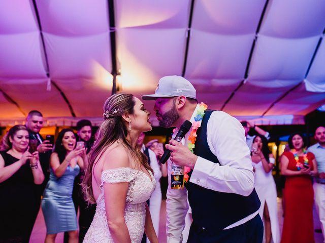 La boda de Adrián y Mariela en Zapopan, Jalisco 142