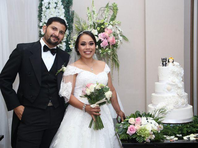 La boda de Cristina y Aldo