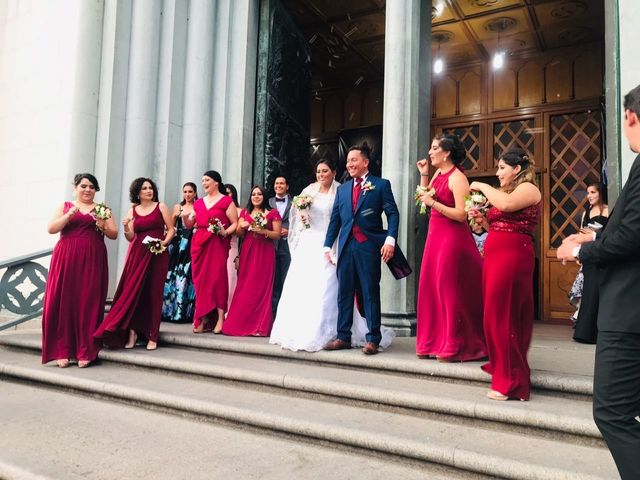 La boda de Karen y Arturo