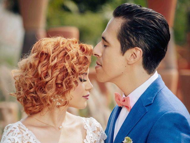 La boda de Diego y Kristel  en Oaxtepec, Morelos 1