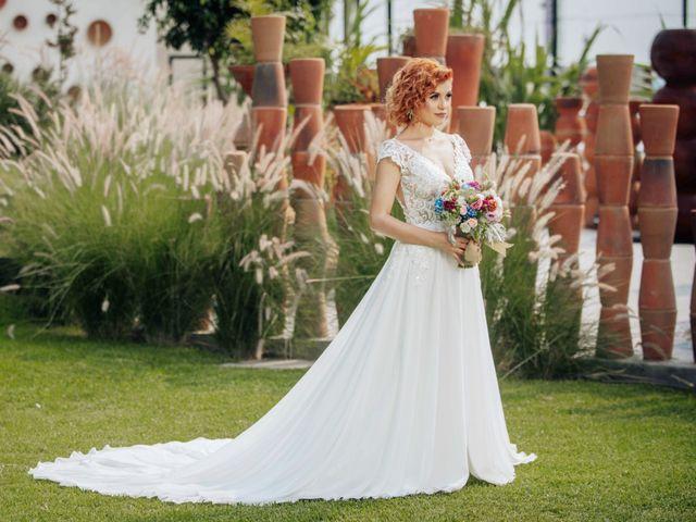 La boda de Diego y Kristel  en Oaxtepec, Morelos 2