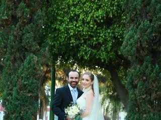 La boda de Judith y Bejamín 2