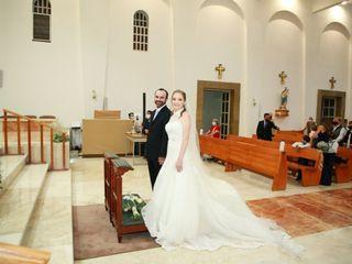 La boda de Judith y Bejamín