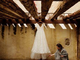 La boda de Moni y Chava 2