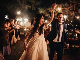 La boda de Belén y Ricky