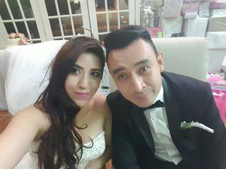 La boda de Karina y Bruno