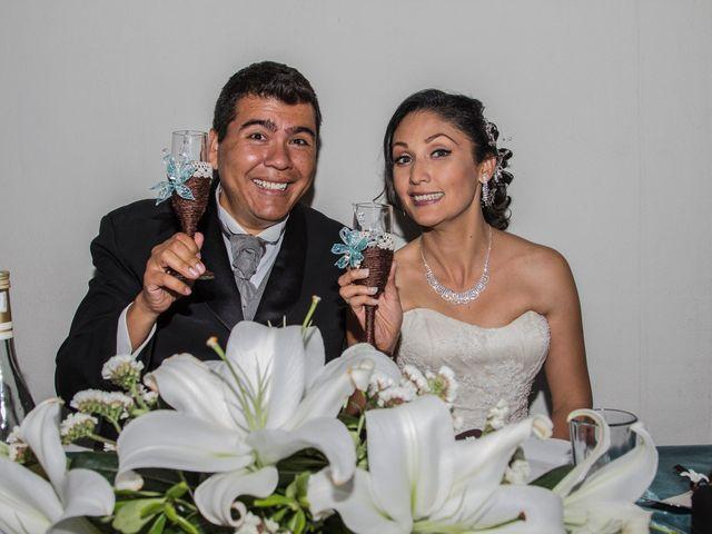 La boda de Abril y Jorge