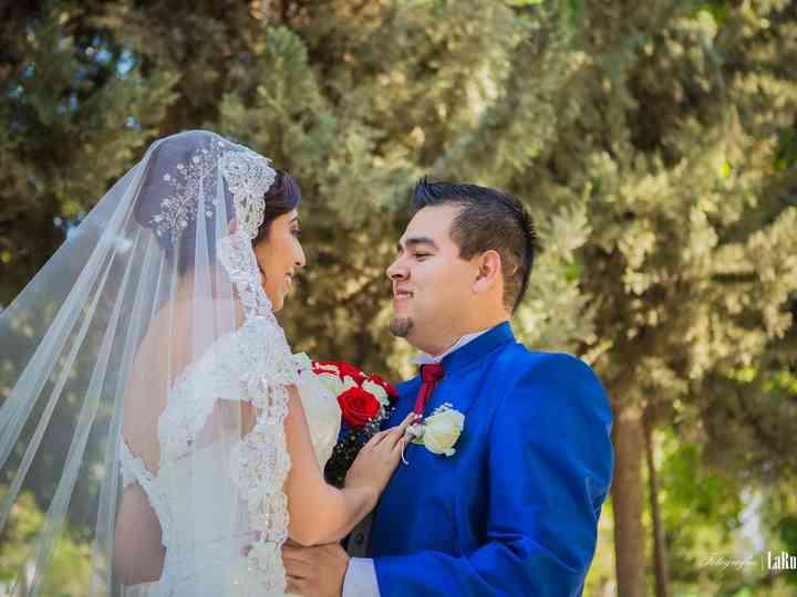 La boda de Angélica  y Daniel