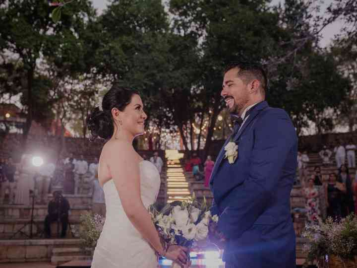 La boda de Darinka y Gerardo