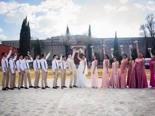 La boda de Pilar y Isaac