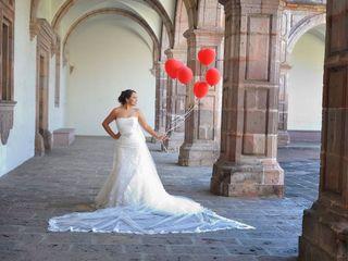 La boda de Xitlali  y Alfredo  2