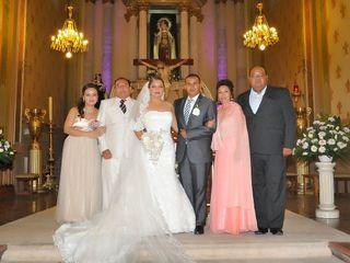 La boda de Xitlali  y Alfredo  3