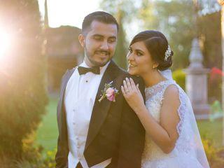 La boda de Susy  y Saúl