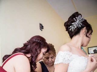 La boda de Angélica  y Daniel 1