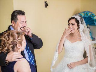 La boda de Angélica  y Daniel 2