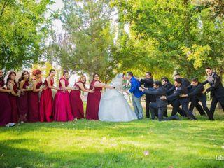 La boda de Angélica  y Daniel 3