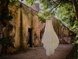 La boda de Darinka y Gerardo 1