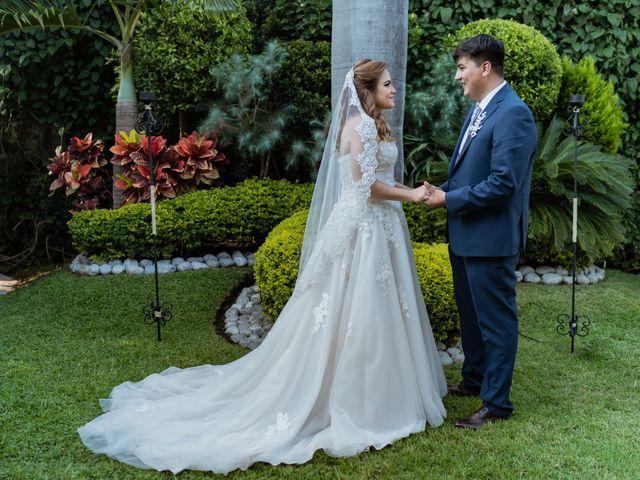 La boda de Brianda y Mario