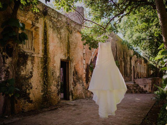 La boda de Gerardo y Darinka en Mérida, Yucatán 2