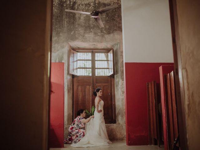 La boda de Gerardo y Darinka en Mérida, Yucatán 6