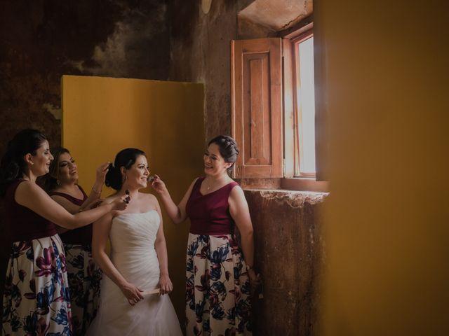 La boda de Gerardo y Darinka en Mérida, Yucatán 10