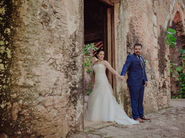La boda de Gerardo y Darinka en Abalá, Yucatán 11