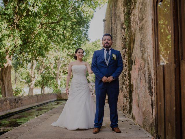 La boda de Gerardo y Darinka en Abalá, Yucatán 13