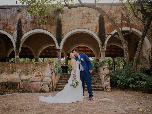 La boda de Gerardo y Darinka en Mérida, Yucatán 1