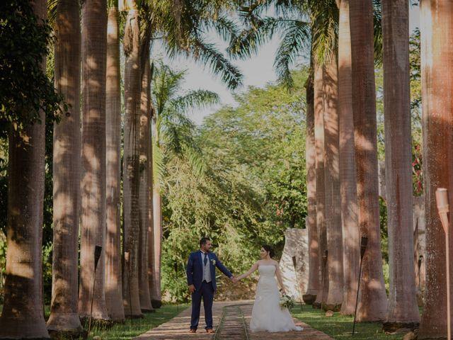 La boda de Gerardo y Darinka en Abalá, Yucatán 14