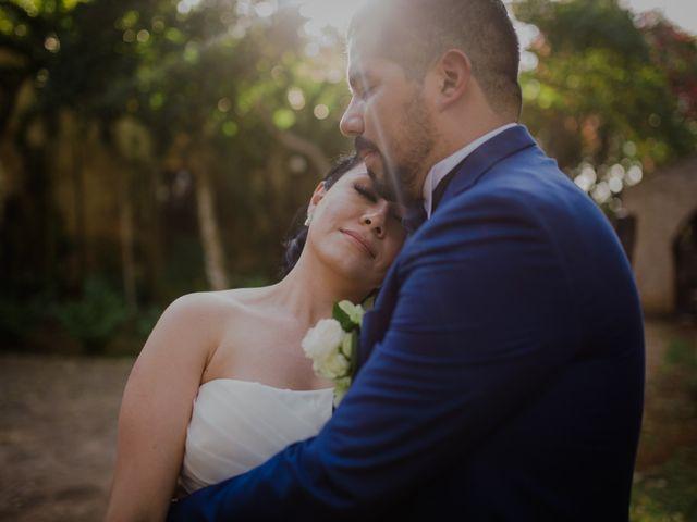 La boda de Gerardo y Darinka en Abalá, Yucatán 15