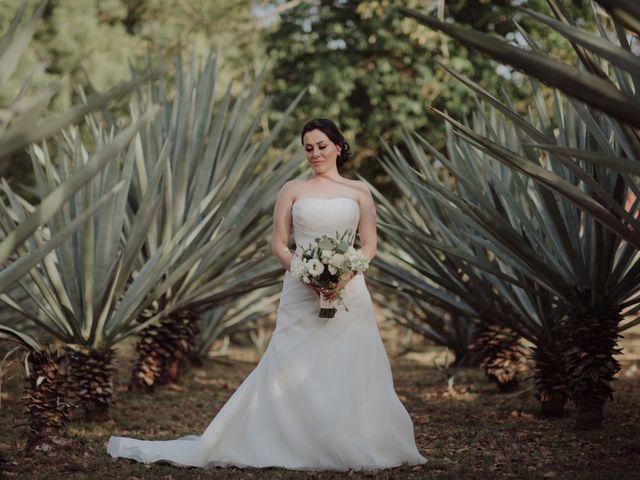 La boda de Gerardo y Darinka en Abalá, Yucatán 16